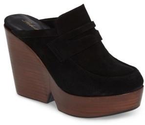 Women's Robert Clergerie Damor Platform Loafer Mule $575 thestylecure.com