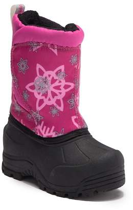 Northside Snoqualmie Pin Water Resistant Snow Boot (Toddler)