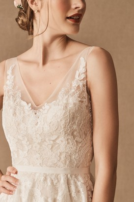 BHLDN Wtoo By Watters Reagan Gown
