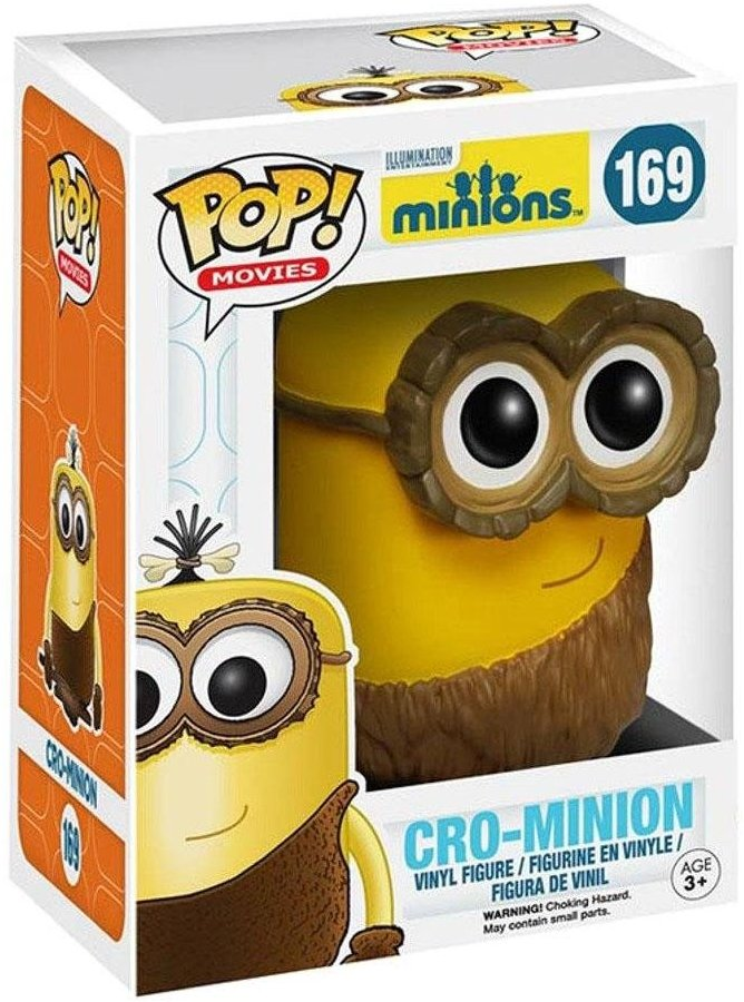 POP Movies: Minions - Cro-Minion