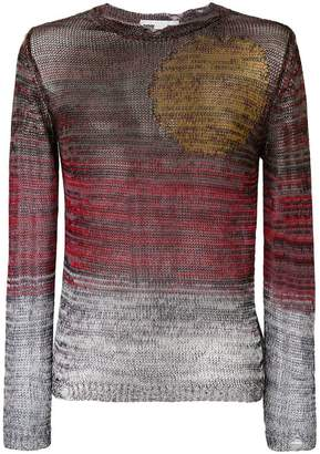 Stella McCartney loose knit jumper
