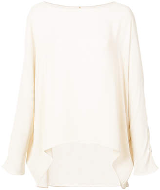 Peter Cohen fitted long-sleeve sweater