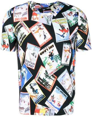 Love Moschino printed T-shirt