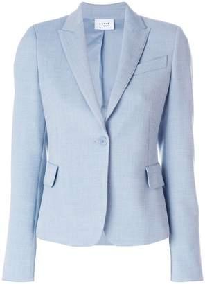 Akris Punto fitted button blazer
