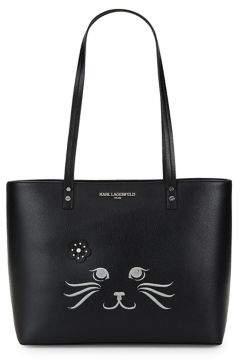 Karl Lagerfeld Paris Cat Tote