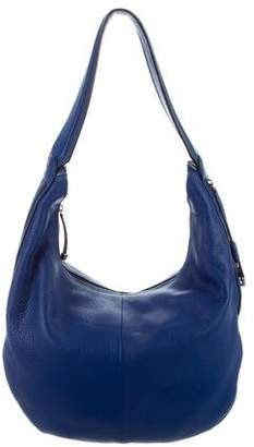 Halston Leather Hobo Bag w/ Tags