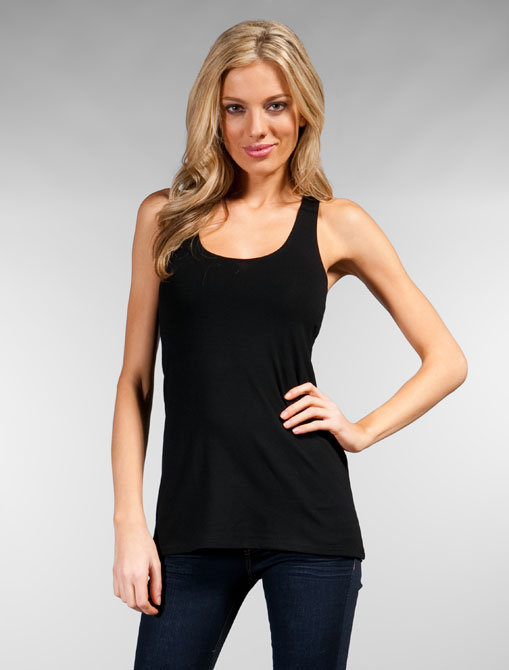 Only Hearts So Fine Racer Back Tank