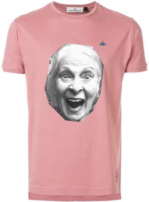 Vivienne Westwood face T-shirt