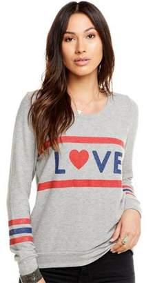 Chaser Love Sweatshirt