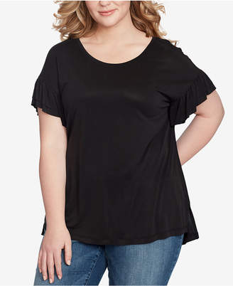Jessica Simpson Trendy Plus Size Olympia T-Shirt