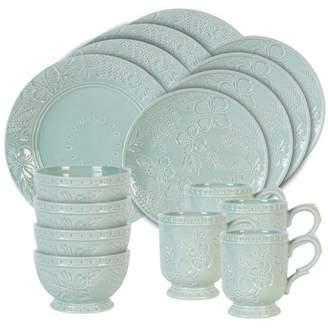 at Joss u0026 Main · Fitz u0026 Floyd English Garden 16 Piece Dinnerware Set Service for 4  sc 1 st  ShopStyle & Fitz u0026 Floyd Dinnerware - ShopStyle