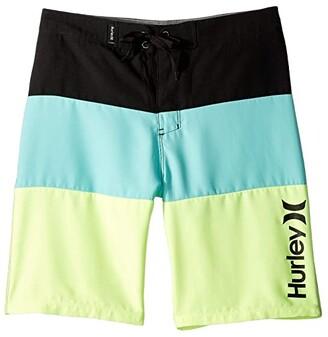 Hurley Triple Threat Boardshorts (Big Kids)