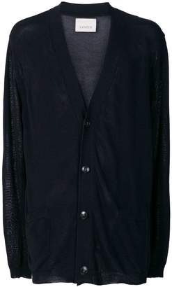 Laneus V-neck cardigan