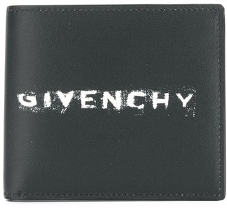 Givenchy printed logo wallet