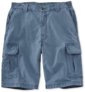 "L.L. Bean L.L.Bean Tropic-Weight Cargo Shorts, Comfort Waist 10"" Inseam"