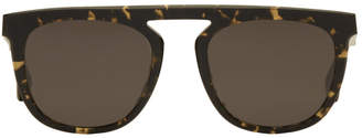 Maison Margiela Black Mykita Edition MMRAW004 Sunglasses