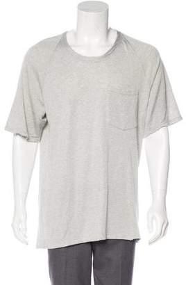 Lanvin Scoop Neck Pullover T-Shirt