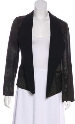 Alexander Wang Lightweight Leather Jacket