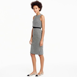 Going-places dress in houndstooth $168 thestylecure.com