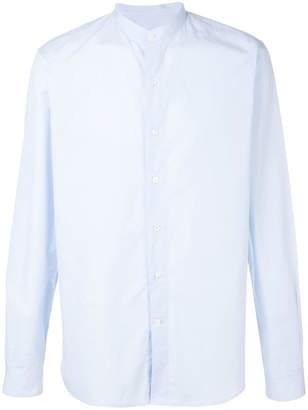 Ami Alexandre Mattiussi Mao Collar Shirt