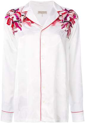 Emilio Pucci sequin-embellished shirt