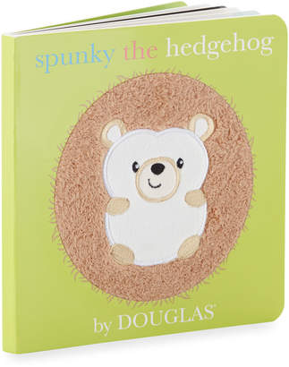 """Spunky The Hedgehog"" Children's Board Book by Douglas"