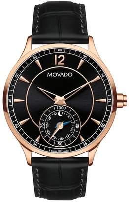 Movado Men's Circa Motion Swiss Quartz Watch, 42mm