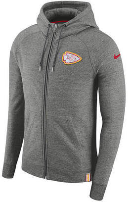 Nike Men's Kansas City Chiefs Full-Zip Hoodie