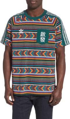 adidas Solar Hu Pocket T-Shirt