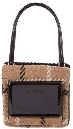 Dolce & Gabbana Knit Handle Bag