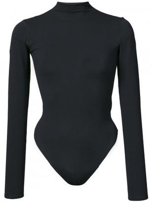 Yeezy long sleeve bodysuit $275 thestylecure.com