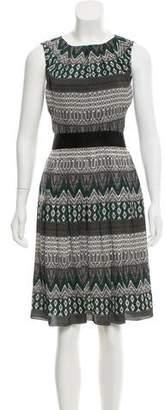 L'Agence Knee-Length A-Line Dress w/ Tags