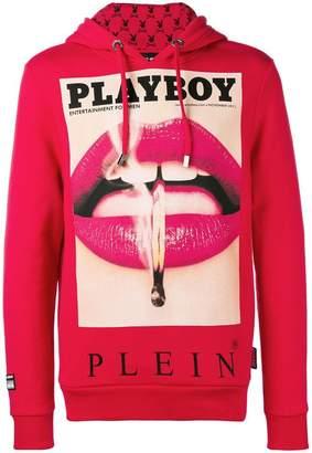 Philipp Plein Playboy cover hoodie