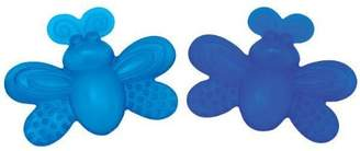 Sassy Water-Filled Teethers 2 Pack (Discontinued by Manufacturer) by