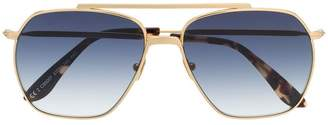 Acne Studios Metal frame sunglasses