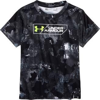 Under Armour Bedrock Camo Boxed HeatGear(R) T-Shirt