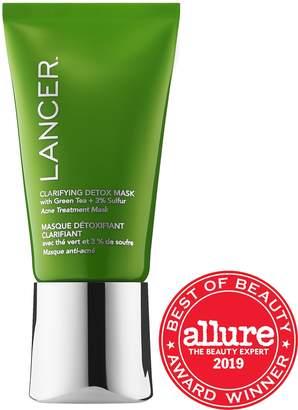 Lancer Clarifying Detox Mask with Green Tea + 3% Sulfur