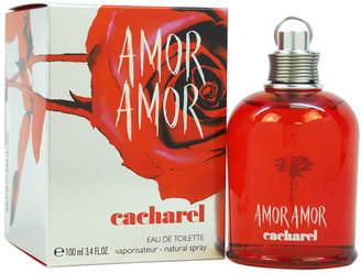 Cacharel AMOR AMOR Women's 3.4Oz Amor Amor Eau De Toilette Spray