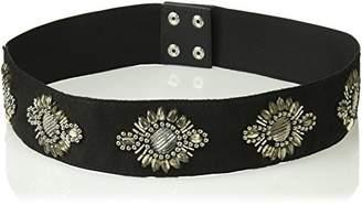 House of Boho Back Stretch 100% Leather Belt