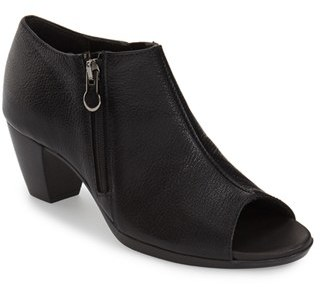 Women's Munro 'Luisa' Open Toe Bootie $224.95 thestylecure.com