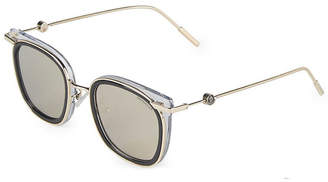Moncler 51Mm Square Sunglasses