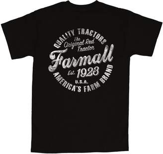 Country Casuals Farmall Circle-Adult Short Sleeve Tee-L