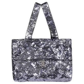 Chanel Glitter handbag