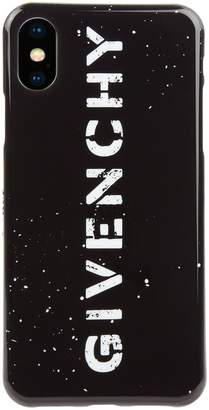 Givenchy Logo iPhone X Case