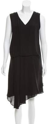 Ulla Johnson Silk V-Neck Dress