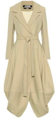Jacquemus Souela wool-blend coat