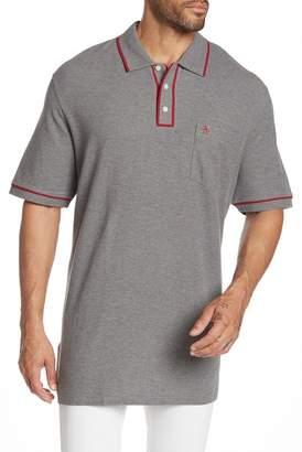 Original Penguin Earl Pique Polo Shirt (Big & Tall)