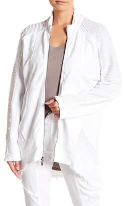 XCVI Tindra Textured Knit Jacket