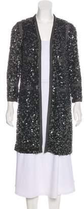 Rachel Zoe Evening Sequin Jacket w/ Tags