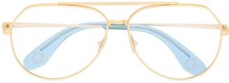 Monocle Eyewear riparx optical glasses